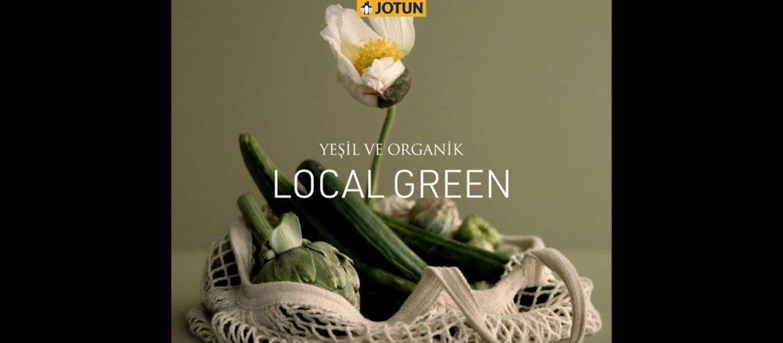 2020 Renkleri ile Tanışın: 8546 Local Green
