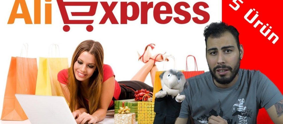 Aliexpress'ten 5 Adet Her Eve Lazım Teknolojik Ürün Seçtik-5 ''i-Flash