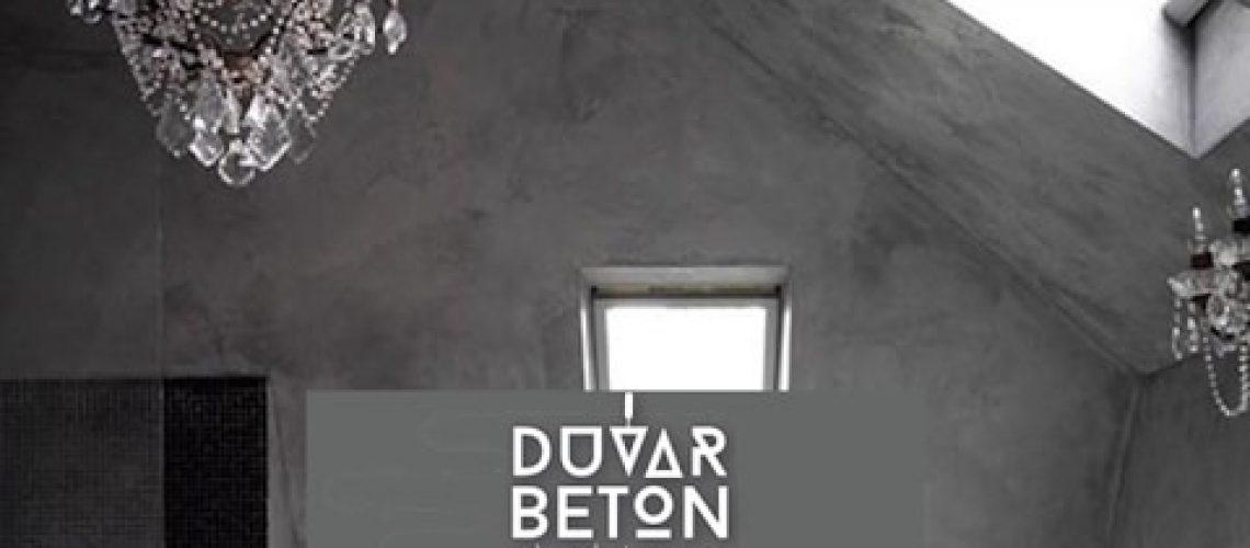 Betonart Brüt beton görünümlü dekoratif sıva.****5060343