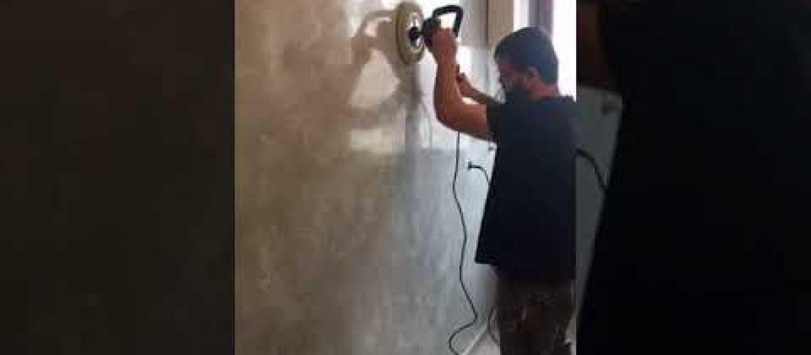 İstanbul Dekoratif boyama işlemi nasıl yapılır parlak mermer deseni İtalyan