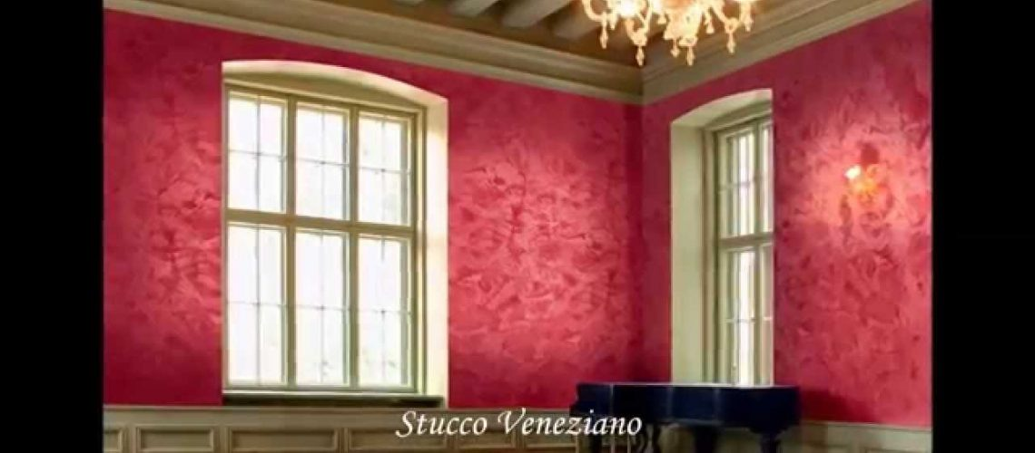 İtalyan Dekoratif Boya Örnekleri
