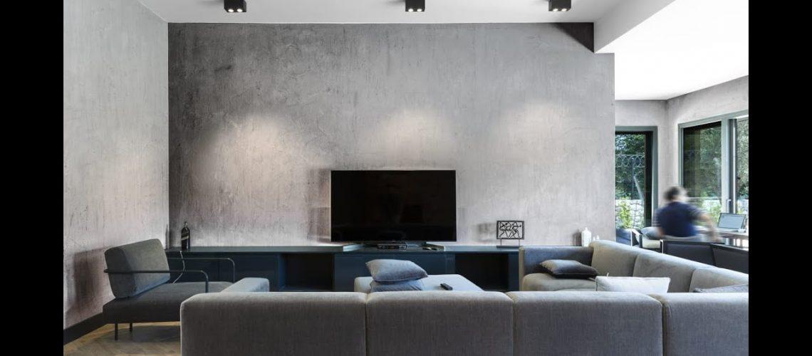 İtalyan Dekoratif Sıva Beton Kuvarz Malzeme, Kullanım Alanı ve Uygulama