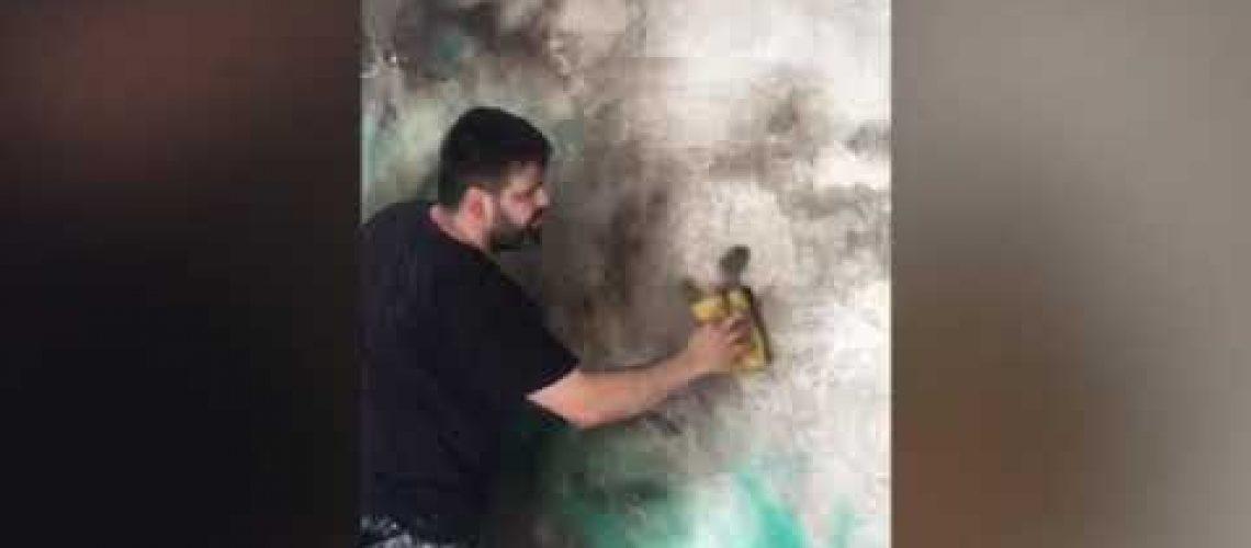 İtalyan boya nasıl yapılır Adana dekoratif İtalyan boya