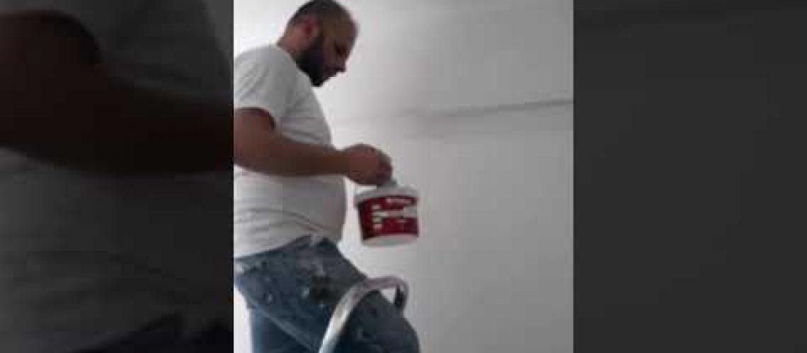 Kartonpiyer çıta arası nasıl boyanır