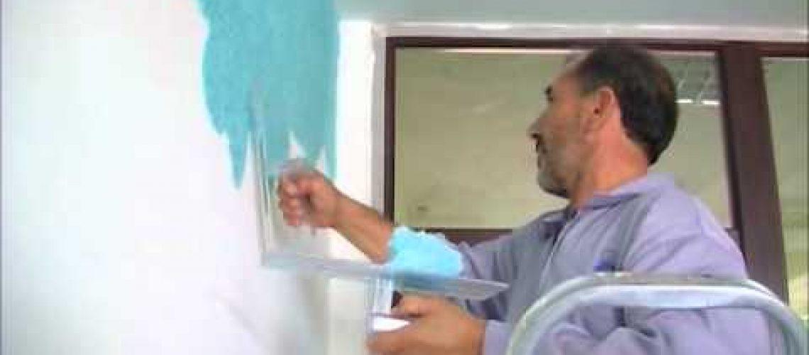Ridas® Dekoratif Yalıtım ve Canlı Sıva Uygulama Filmi / Nakış