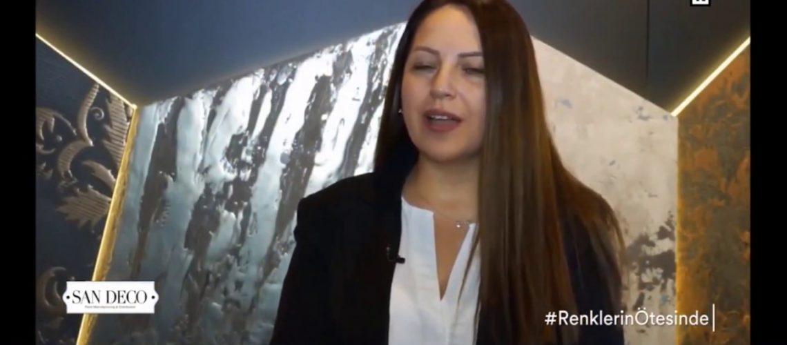 San Deco   Renklerin Ötesinde - NTV