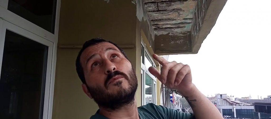 Tavan tamiri nasıl yapılır / Dökülen patlamış su almış tavan