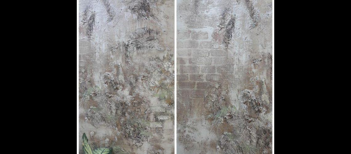 beton duvar efekti uygulama/ cadence duvar boyama